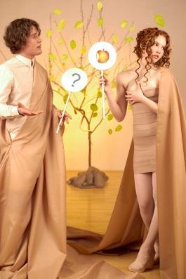 Patrizia Grecht, Die Geschichte von Adam und Eva, 2010