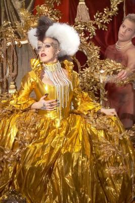 """Patrizia Grecht, Herrschaft Luxuria """"barockesque"""", 2006"""