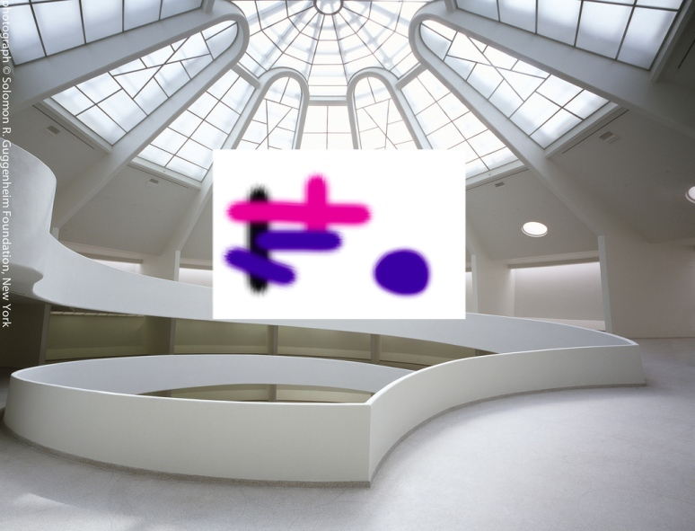 "Elisabeth Rass, Wettbewerbsbeteiligung Guggenheim Museum ""Contemplating the Void"" , New York City,"