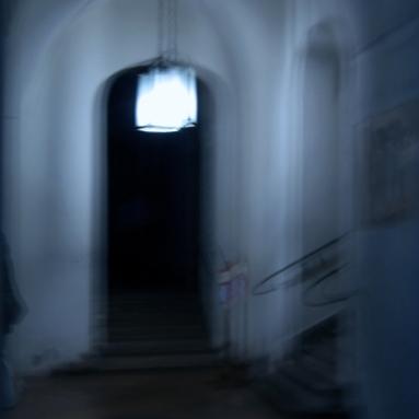 Elisabeth Rass, THE HALLWAY, Series OTHER REALITIES, Fotografie