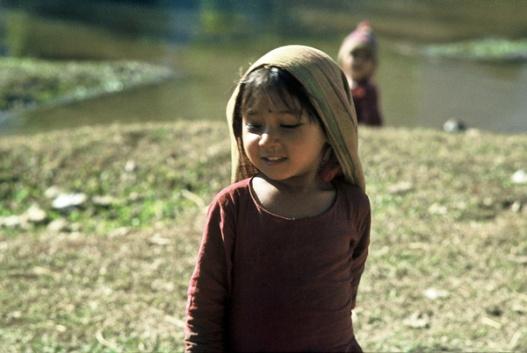 Elisabeth Rass, MONA LISA, series ENCOUNTERS, analog photography