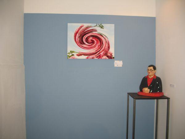 Elisabeth Rass, Abstraction no 20 - IN PARADISO Galeria, Venezia, Italia